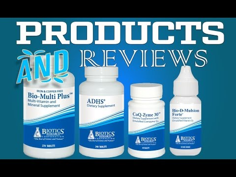 Biotics Research Product Review: High Quality Nutritional Supplements