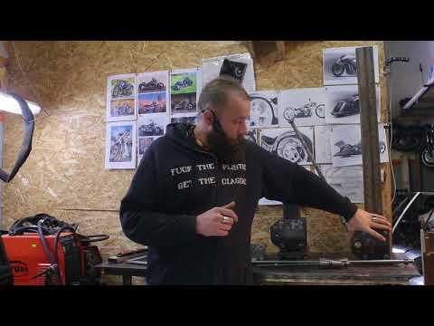 Урок кастомайзинга №5 Cтапель для сварки рам мотоциклов