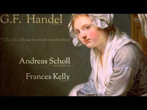 Handel - (Saul, HWV 53)  Andreas Scholl - countertenor