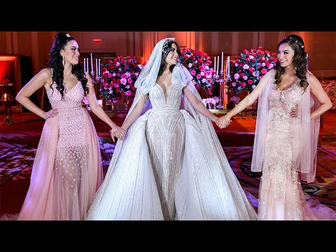 THE BEST WEDDING OF ALL TIME!!! MY SISTER'S LEBANESE ROYALTY WEDDING