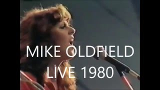 MIKE OLDFIELD  LIVE 1980