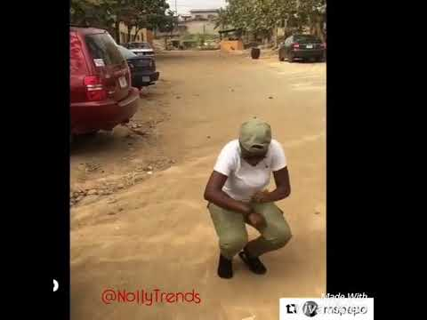 Is A Goal - OLAMIDE (Corp Members Dance Challenge)