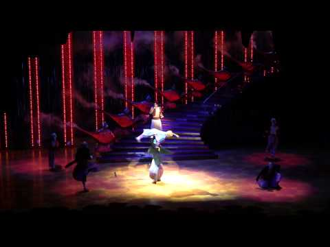 Disney's Aladdin: A Musical Spectacular 1080p HD - Disneyland - 2010