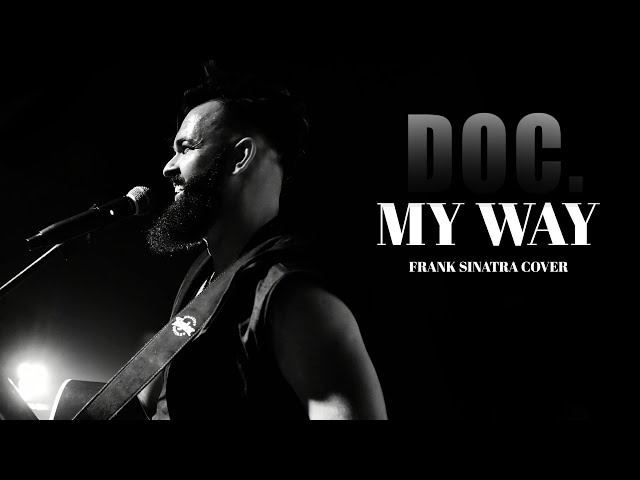 FRANK SINATRA - MY WAY ( DOC. COVER )