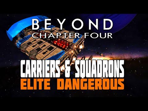 Elite Dangerous - Frontier Answer Questions on Squadrons, Carriers and Gameplay
