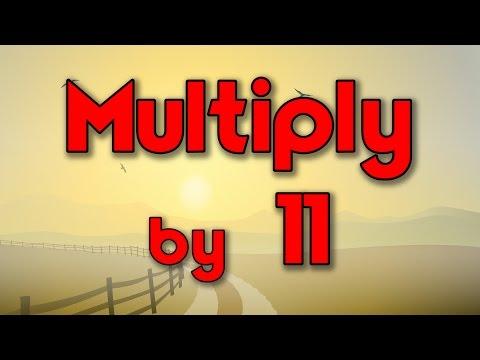 Multiply  11  Learn Multiplication  Multiply  Music  Jack Hartmann