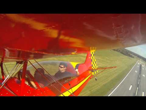 Lets take a Pitts Model 12 Ride with Skip Stewart.