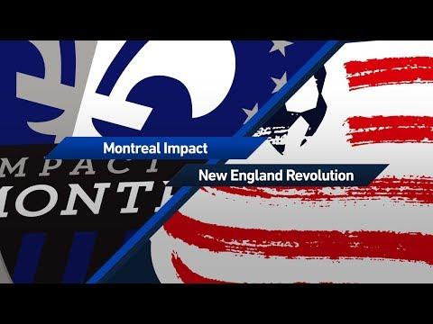 Highlights: Montreal Impact vs. New England Revolution   October 22, 2017