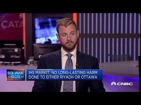 Saudi Arabia has taken safe approach in targeting Canada, analyst says | Squawk Box Europe