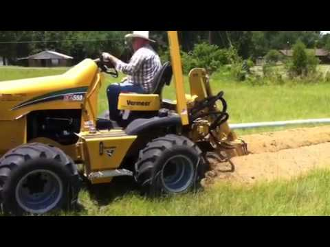 RTX550 | Vermeer Sales Southwest, Inc