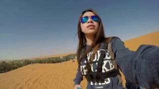 Red Sand | Hidden Valley Riyadh KSA 2K17 الرمال الحمراء رياض