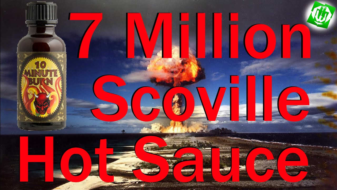 2 Millionen Scoville