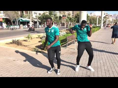 Wizkid ft. Afro B - Joanna Remix | Dance Version