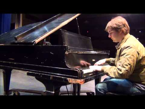 "Keith Emerson's ""Creole Dance"" performed LIVE by Gus Fogle"
