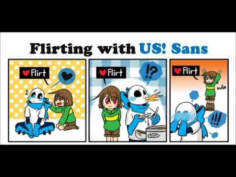 флирт flirting