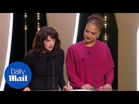 'I was raped by Harvey Weinstein' says Asia Argento in Cannes speech - Daily Mail