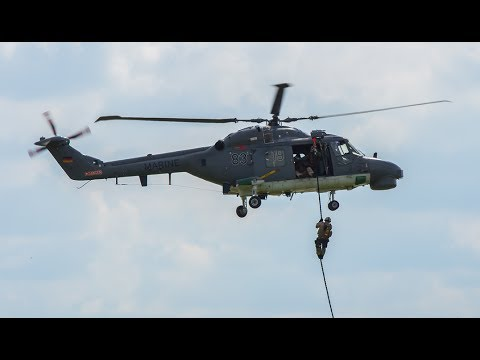 "German Army ""Operation Willfire 2014"" - Full Display at ILA Berlin Air Show 2014"