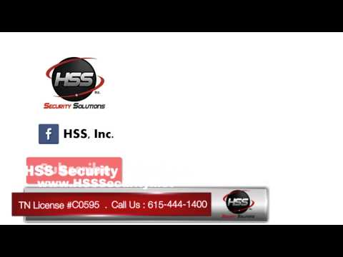 Alarm Monitoring Service Lebanon HSS Security Solutions 615-444-1400