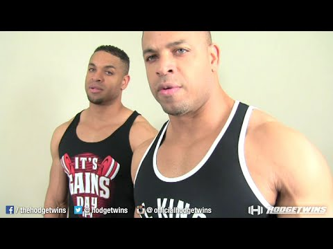 Are Vegan Protein Supplements Any Good? @hodgetwins