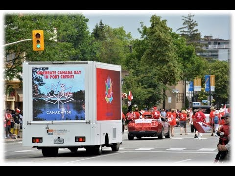Digital & Mobile Advertising Trucks Toronto | Wild On Media
