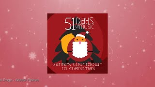 Santas Countdown to Christmas 51 Days of music