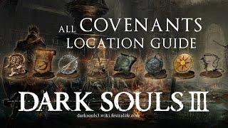 Dark Souls 3 All Covenants Guide