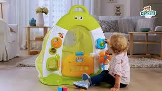 Dětský domeček se stanem Discovery Cotoons Smoby z