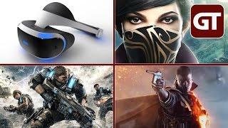Thumbnail für SPIELEHERBST 2016: Blockbuster-Alarm für PC, PS4 und Xbox One - GT-Talk #12