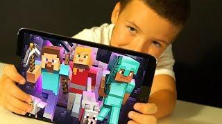 НОВОЕ ВЫЖИВАНИЕ 👬 Майнкрафт Кока с Родителями НУБик Minecraft PE Нуб с ВЕБКОЙ