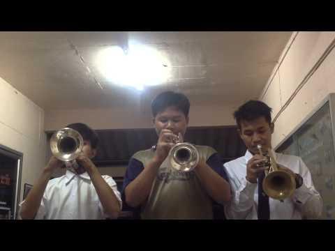Twenty century fox Trumpet fanfare