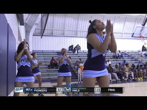 PGCC Men's Basketball vs Butler County Community College: 12/07/19