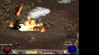 Diablo 2 Diablo walks the earth Guide and gameplay!