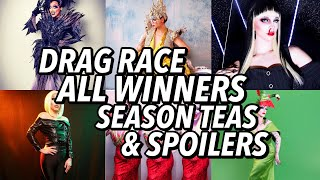 What if ALL WINNERS COMPETE Again in DRAG RACE?