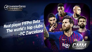 Champions Manager Mobasaka 2019 Android 450 MB Best Graphics