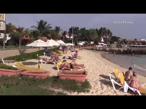Chegada a ilha do Sal em Cabo Verde