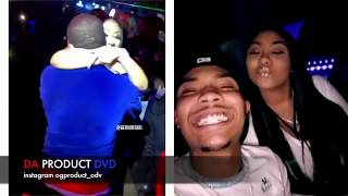 Chicago Rapper Gherbo Scared Of Ari Boxer Boyfriend Using Gherbo Baby For Clout..DA PRODUCT DVD