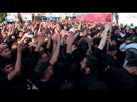 Shiite pilgrims in Iraq's Karbala hail 'revenge' against IS