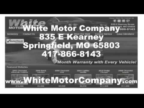 white motor company reveiws springfield mo used car dealers youtube. Black Bedroom Furniture Sets. Home Design Ideas