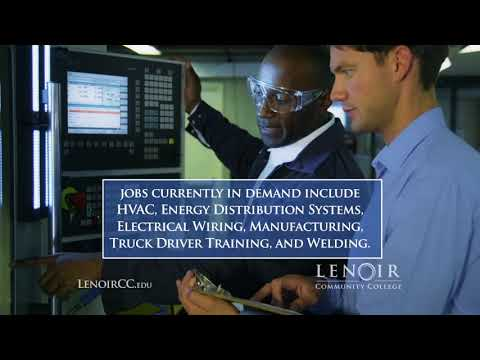 Lenoir Community College Quick Jobs