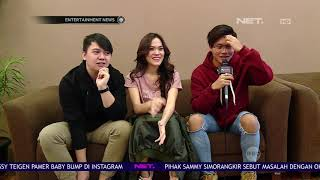 Video Sheryl Sheinafia, Rizky Febian, dan Chandra Liow Bicarakan Single Terbaru download MP3, 3GP, MP4, WEBM, AVI, FLV Maret 2018