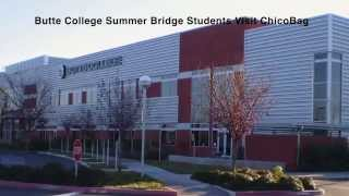 Butte College Summer Bridge Students Visit ChicoBag Thumbnail