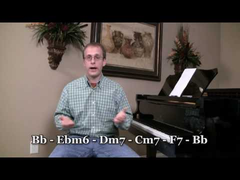 Silent Night reharmonization: Christmas Piano Music