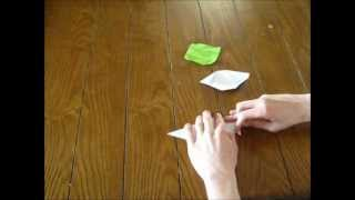 How To Make The Origami Dog (2-d)