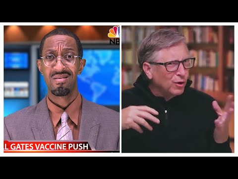 Bill Gates says you don't have a choice to be vaccinated or n ...