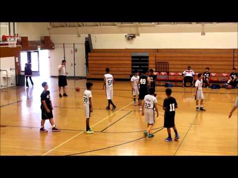 FYBC Tigers6B vs  Golden Eagle