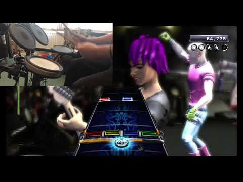 Cheyne Stokes 100% FC Expert Drums Rock Band
