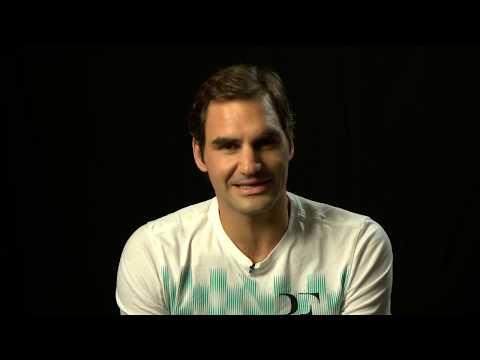 Grussworte von Roger Federer zum Ehrendoktortitel der Universität Basel