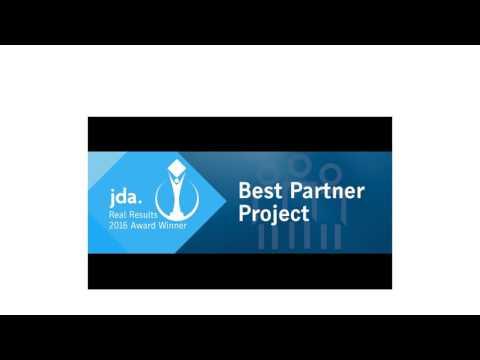 RPE and Vineyard Vines Best Partner Project for JDA Software