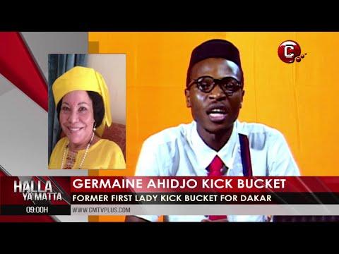 Former President of Cameroon Ahidjo e woman don kick bucket | Plenty other news them
