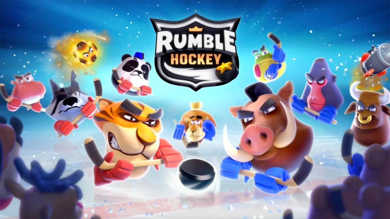 Rumble Hockey Trailer